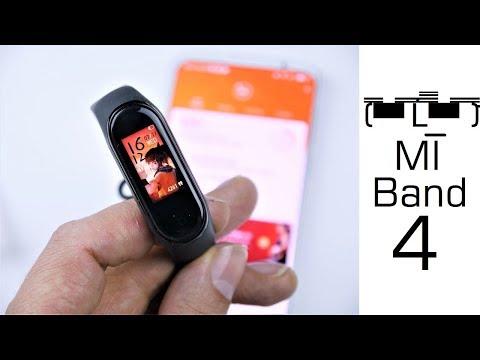 (ง •̀_•́)ง Xiaomi Mi Band 4 - GLOBAL - Review -  Fitness Band mit AMOLED Display - Moschuss.de thumbnail