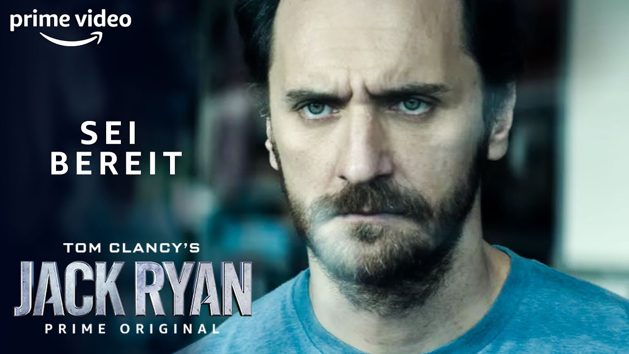 Download Sei bereit | Jack Ryan | Offizieller Trailer | Prime Video DE