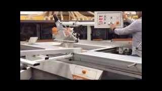 Casadei Macchine Xenia 40m Sliding Table Saw
