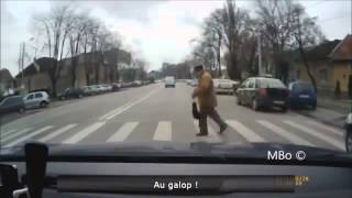 Funny cross road Galop