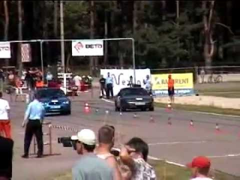 Beta Telecom Dragrace 2003 - Latvia - (201m)