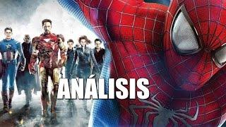 Las posibles conexiones entre The Amazing Spider-Man y Los Vengadores