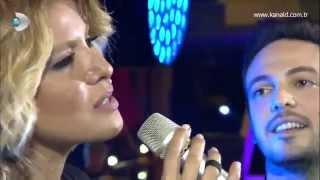 Beyaz Show  Gülben Ergen ve Oğuzhan Koç Düeti   Aşkla Aynı Değil!