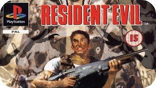 Resident Evil [PS1 ITA]: Il Primo Gameplay in Italiano sul Tubo!