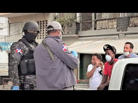 Dominican Republic news today 2020-2021 documentary - Curfew Police corruption, Covid 19 lockdown