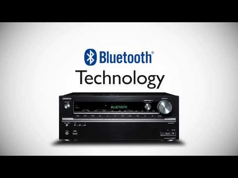 ONKYO - 2014 Network AV Receiver - Bluetooth