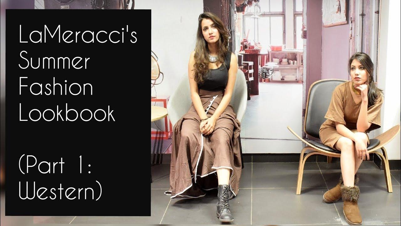 [VIDEO] – LaMeracci's Summer Fashion Lookbook | Part-1 | Western Wear | Two Jade