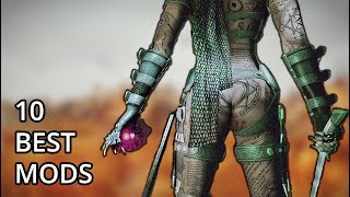 Skyrim - Top 10 Best Female Armor Mods of All Times (skimpy)