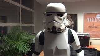 010nu - Met een Stormtrooper naar de premiere van Star Wars