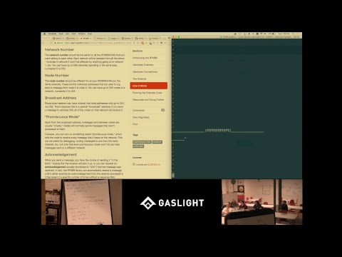 Cincinnati Elixir Meetup - We talk about and play with packe