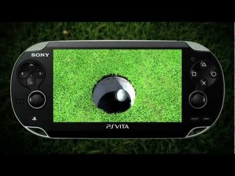 Everybodys Golf PlayStation PS Vita Trailer at Gamescom 2011 [HD]