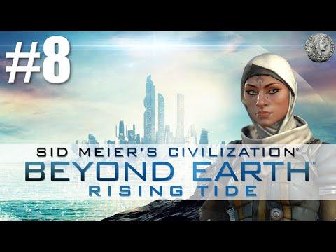 "Civilization Beyond Earth Rising Tide Let's Play - Al Falah - Soyuz - #8 ""Markets Deregulated"""