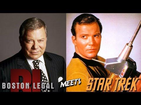 Boston Legal Star Trek references