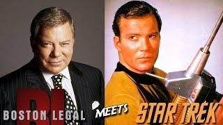 Boston Legal Star Trek references