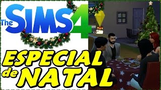 The Sims 4 - O FILME (Parte 31) - ESPECIAL de NATAL!!!