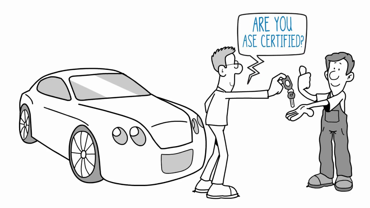 Ase Certifications Explainer Video What Does Ase Certified Mean