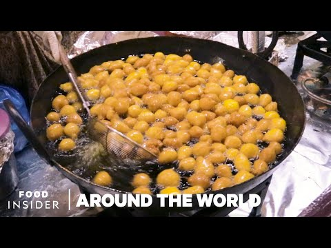 What Street Foods Look Like Around The World