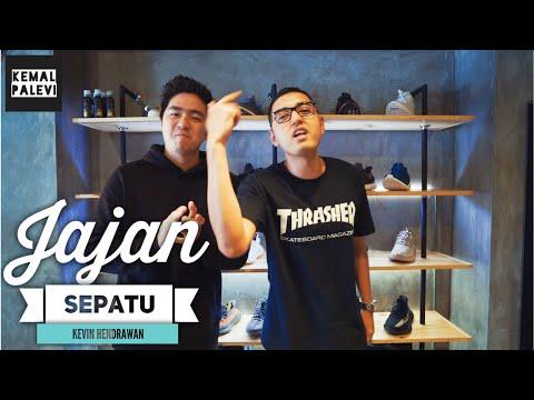 Jajan Sepatu : Episode #3 - Kevin Hendrawan