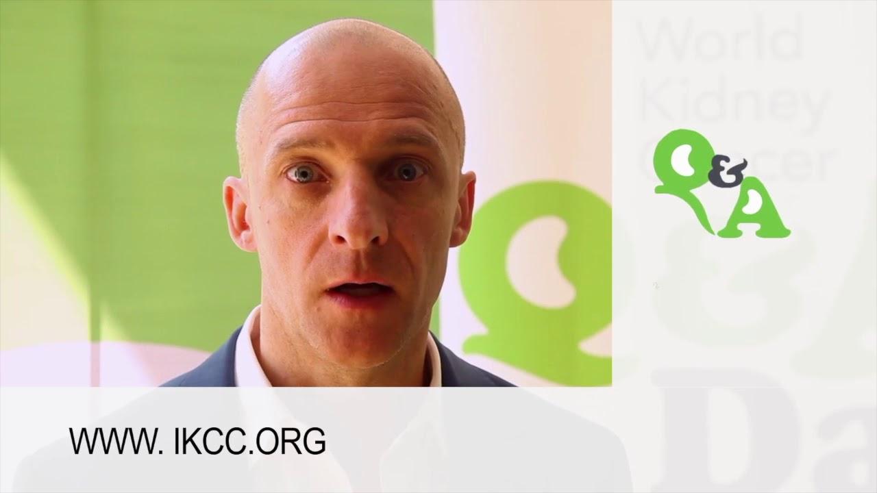 Dr Eric Jonasch World Kidney Cancer Day 2018 Youtube