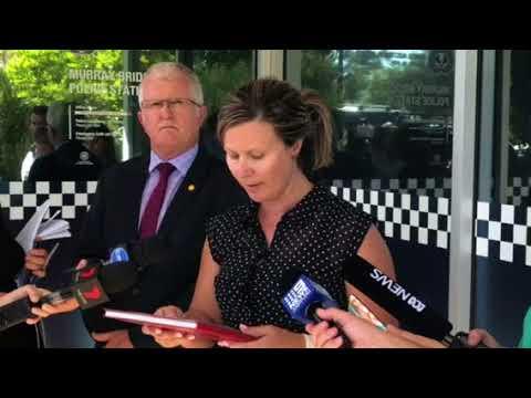 Murray Bridge murder investigation continues