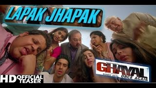 Ghayal Once Again Exclusive Lapak Jhapak Song Teaser | Sunny Deol | Public Media | HD