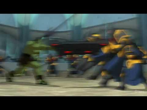 Planet Hulk Animated Trailer - YouTube