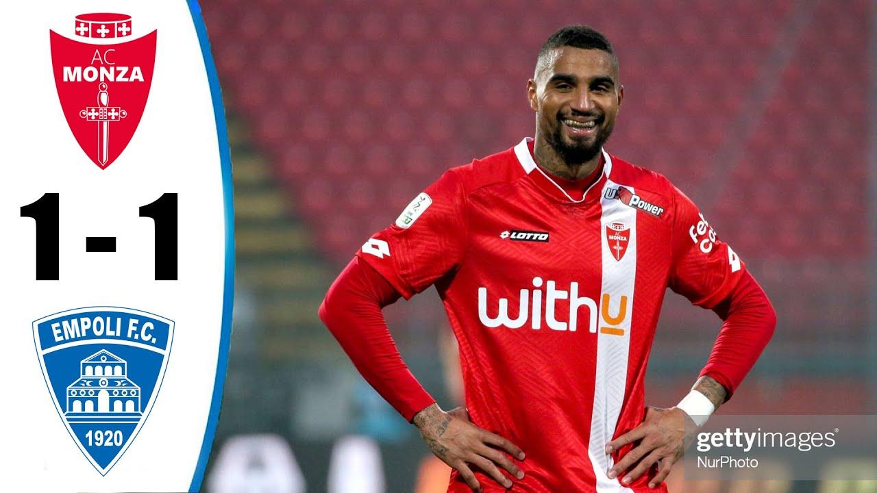 Monza vs Empoli 1-1 All Goals & Highlights 06/02/2021 HD - YouTube