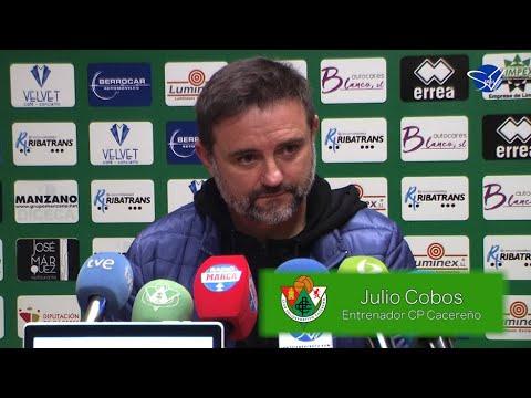 Copa del Rey 19/20. 2ª Eliminatoria: CP Cacereño - SD Eibar (Rueda de prensa previa)