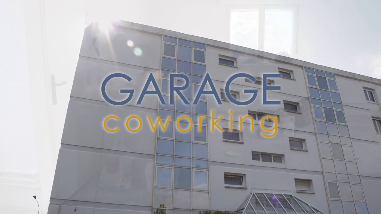 Inauguration du « Garage », Centre d'affaires de quartier à Lormont (Carriet)