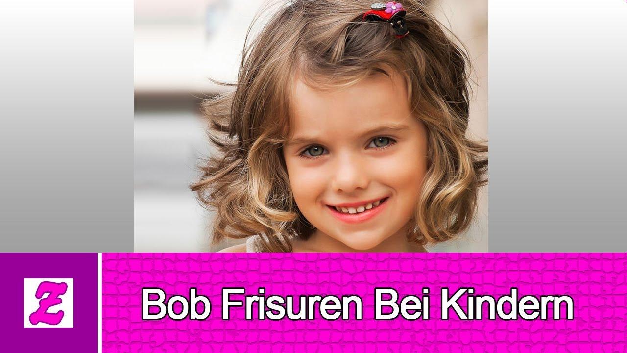 Aktualle Bob Frisuren Bei Kindern
