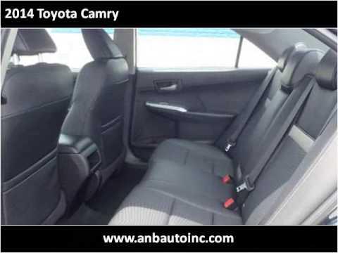 2014 Toyota Camry Used Cars Roseville Mi Youtube