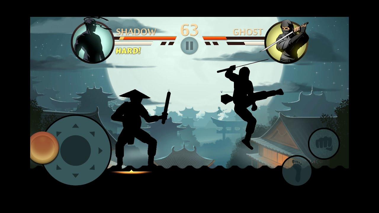 Shadow Fight 2 : Lynx - Fourth Bodyguard Fight HD фото