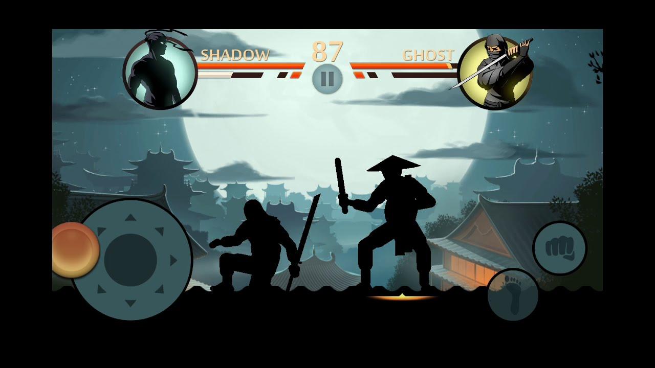 Shadow Fight 2 : Lynx - Fourth Bodyguard Fight HD фотки