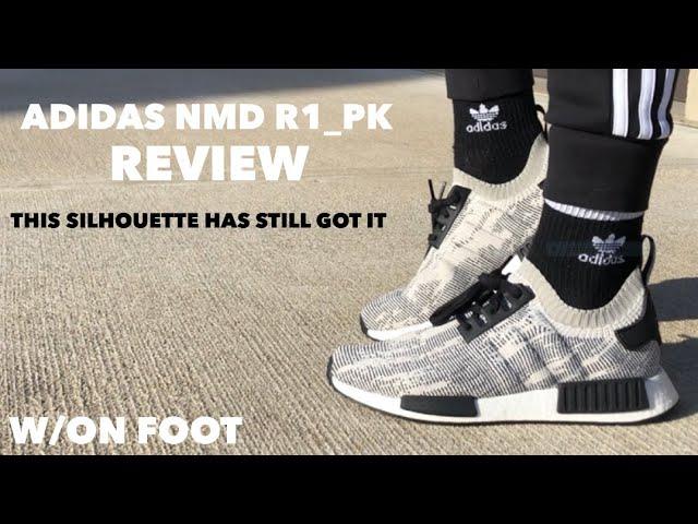 Adidas NMD R1 ''Sesame''(review