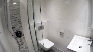 Wet Room Bathroom Ensuite With Walk In Shower Holmes Chapel Cheshire