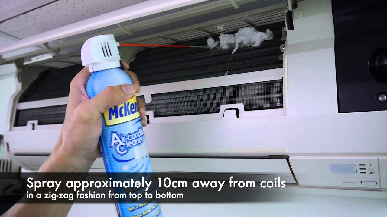Room Air Conditioner Cleaning