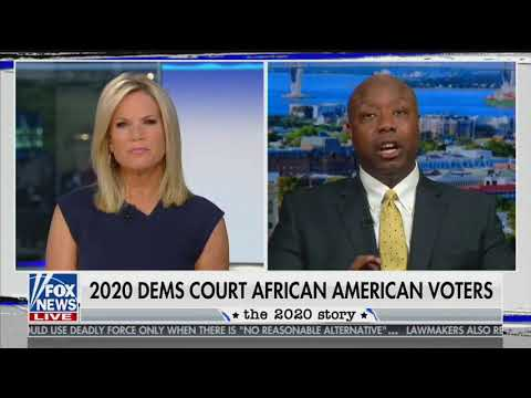 Tim Scott: Beto, Democrats Trying To 'Dupe' African-American Voters