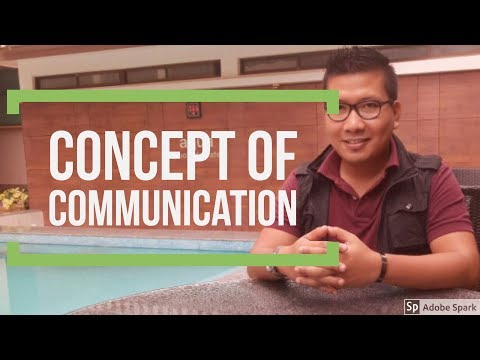 CWW1 - CONCEPT OF COMMUNICATION In CLASSROOM WITHOUT WALLS WITH RAJ NONGTHOMBAM