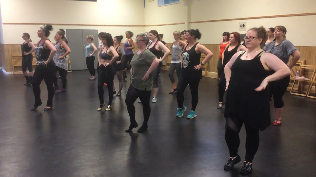 Download The Velvet Burlesque Dance Class with Lara Gothique - Sheffield