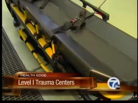 Do you need a level 1 trauma center