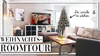 DEKORIERT MIT MIR für WEIHNACHTEN - Weihnachts-Roomtour! TheBeauty2go