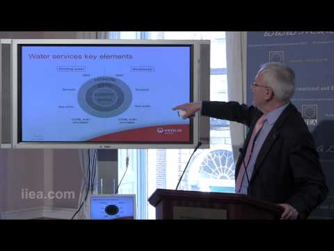 Pierre Eymery on Taking the Plunge: A New Era in Irish Water Management