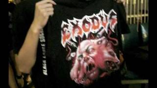 Exodus Atrocities On Tour 2009 Live in Taiwan After The Gig
