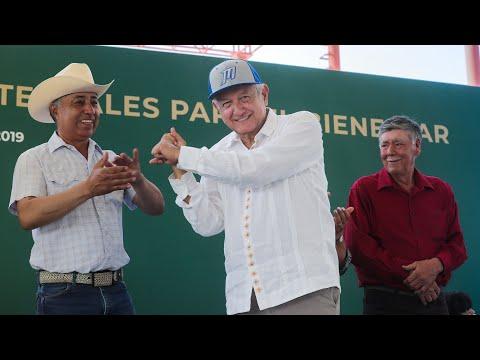 'Programas Integrales de Bienestar', desde Ciudad Camargo, Chihuahua