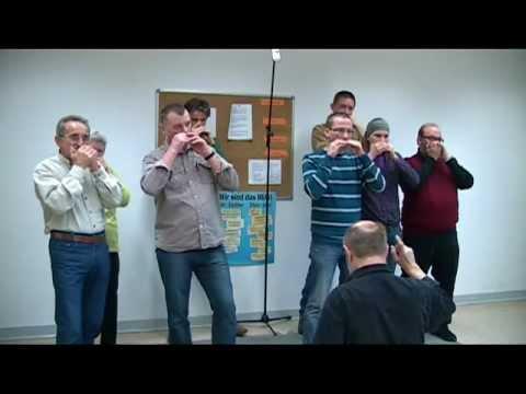 Bluesharp-Anfängerkurs VHS Würzburg - Skip To My Lou