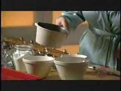 Nigella Feasts - Comfort Food - Bread and milk