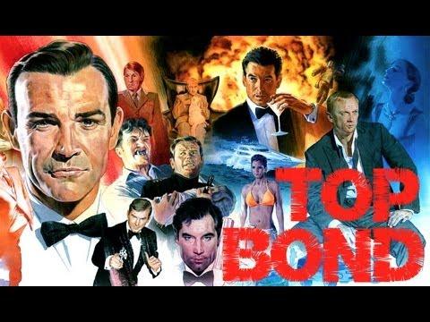 Top 5 Bond Movies - Chris Stuckmann