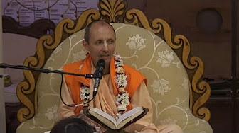 Шримад Бхагаватам 4.20.30 - Бхакти Ананта Кришна Госвами