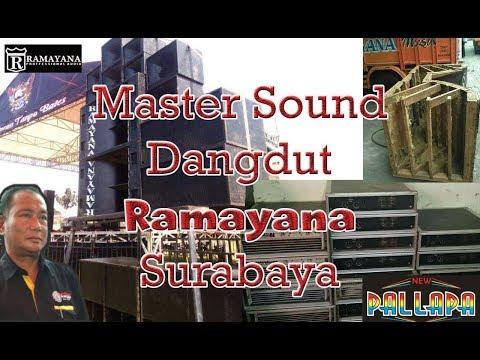 Ramayana Surabaya - Master Sound Genre Dangdut Indonesia