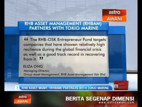 RHB Asset Management partners with Tokio Marine